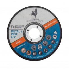 Диск за сечење на метал и инокс Ф125